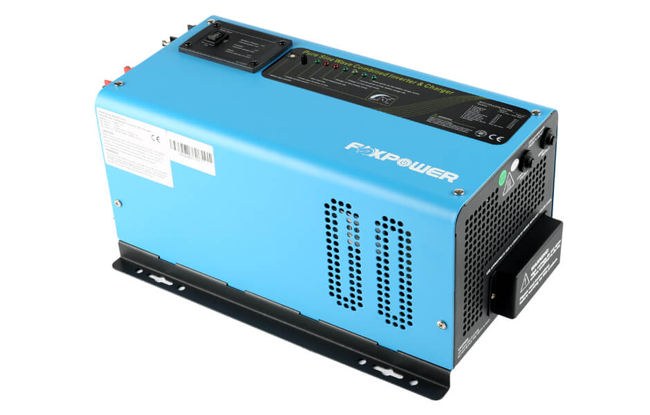 Prime low frequency pure sine wave inverter charger 3000W