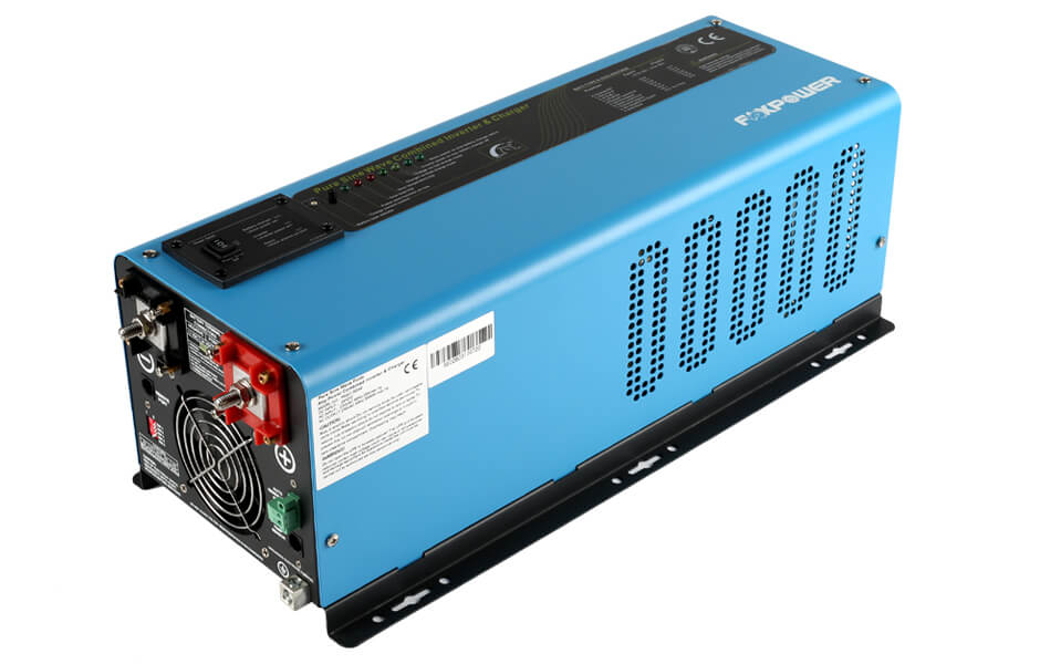 Prime low frequency pure sine wave inverter charger 4000W