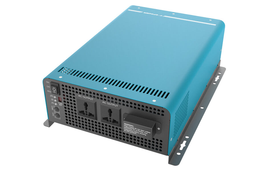 Sunsine pure sine wave power inverter 120Vac input